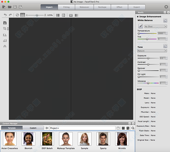 facefilter pro 3 for mac