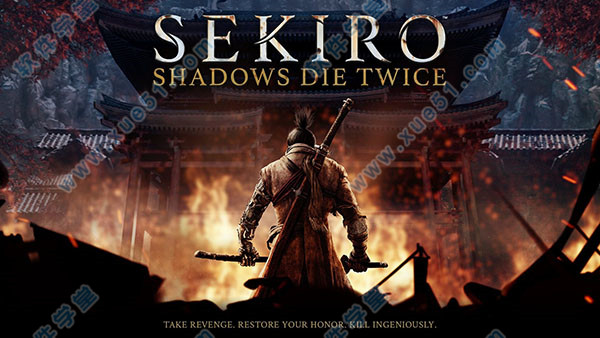 只狼:影逝二度(Sekiro: Shadows Die Twice)